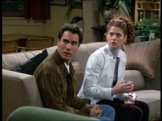 Will & Grace 02x21 : There But For The Grace Of Grace- Seriesaddict